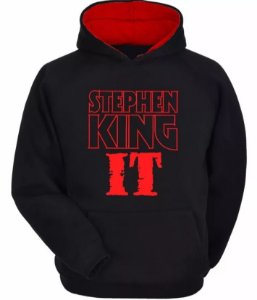 Moletom Stephen Kings It
