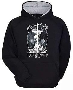 Moletom Death Note Yagami Light