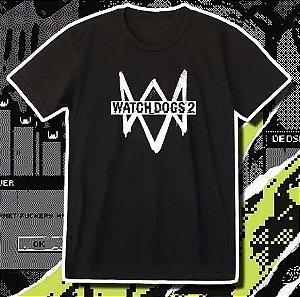 Camiseta Watch Dogs 2 Dedsec