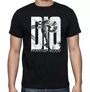 Camiseta Jojo's Bizarre Adventure Dio - Phantom Blood