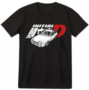 Camiseta Initial D Hachiroku