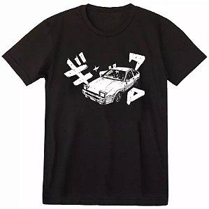 Camiseta Initial D