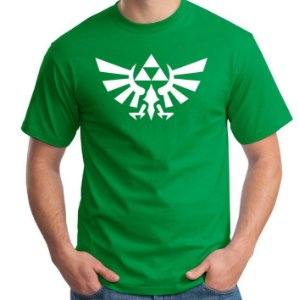 Camiseta The Legend Of Zelda - Twilight Princess