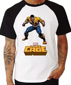 Camiseta Marvel Luke Cage Netflix