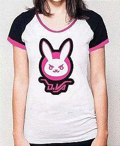 Camiseta Overwatch D.va Nerf This