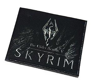Carteira The Elder Scrolls - Skyrim
