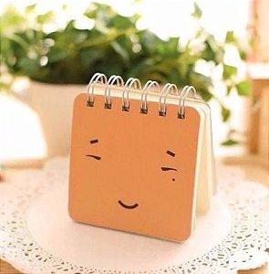 Mini Caderneta Bloco De Notas