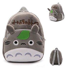 Mochila infantil de Pelúcia Totoro