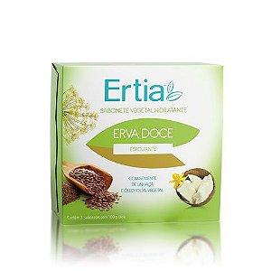 ERTIA SABONETE ERVA DOCE