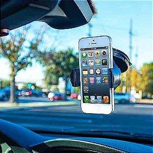 Suporte Veicular Universal para GPS e iPhone