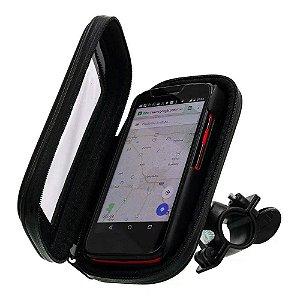 Suporte celular para moto 5.5 polegadas