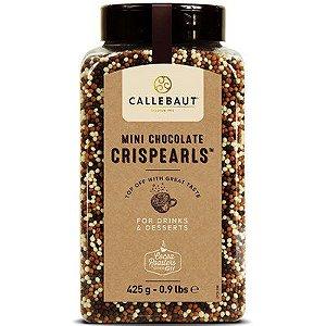 Mini Crispearls Sortido Belga - Cereal Crocante 425g CALLEBAUT