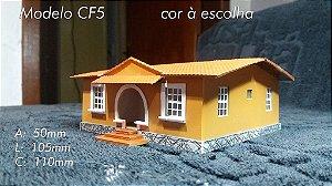 Casa Popular Modelo CF5 H.O.
