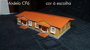 Casa Popular Modelo CF6 H.O.