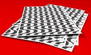 Textura Adesiva H.O. - Calçadão Copacabana (5 folhas)