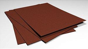 Textura Adesiva H.O. - Tijolos Vermelhos (5 folhas)
