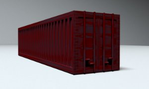 Container 40 pés H.O.