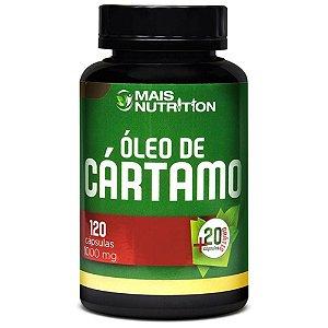 Óleo de Cártamo - 120 cápsulas