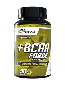 BCAA Force - 100 cápsulas