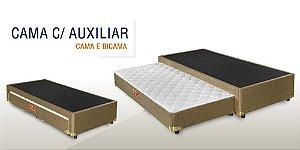 Cama com Auxiliar Cama e Bi-cama com certificação do INMETRO