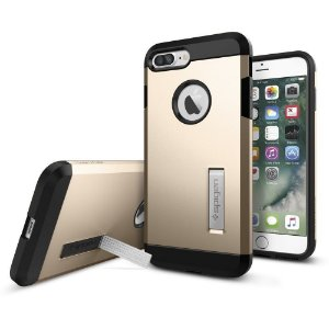 Case  Spigen® iPhone 7 Plus [Tough Armor] HEAVY DUTY EXTREME Protection / Rugged but Slim Dual Layer Protective