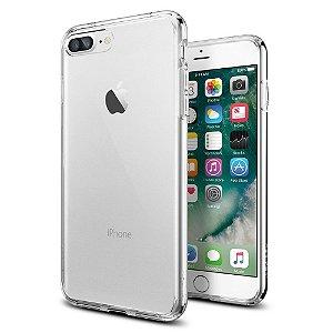 Case, Spigen® [Ultra Hybrid] AIR CUSHION [Crystal Clear] Clear back panel + TPU bumper  iPhone 7 Plus