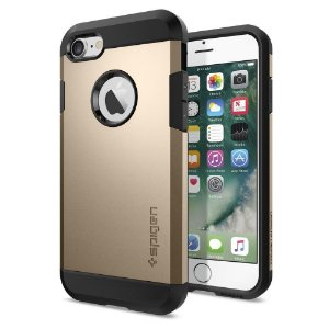 Case Spigen® [Tough Armor] HEAVY DUTY EXTREME Protection / Rugged but Slim Dual Layer Protective iPhone 7