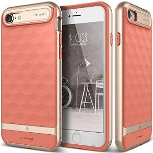 Case Caseology [Parallax Series] Modern Slim Geometric Design  [Textured Grip] iPhone 7