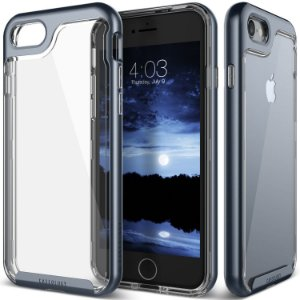 Case Caseology [Skyfall Series] Transparent Clear Enhanced Grip [Slim Cushion]  iPhone 7