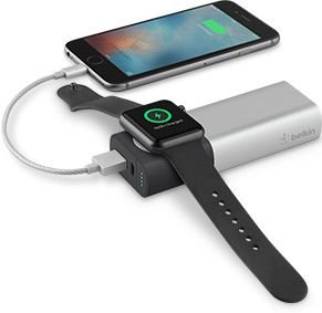 Bateria portátil Valet Charger™ Power Pack 6700 mAh for Apple Watch + iPhone