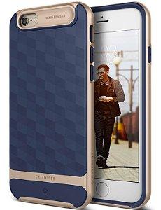 Case Caseology [Parallax Series] Modern Slim Geometric Design  [Textured Grip] iPhone 6s