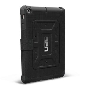 Case UAG Folio iPad Mini and iPad Mini 2 & 3 Feather-Light Composite [BLACK] Military Drop Tested