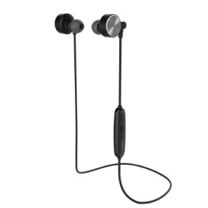 Fone sem fio AUKEY Bluetooth Headphones, In-ear Earbuds with Magnetic Clasp, Built-in Microphone and 4 Hours Playtime