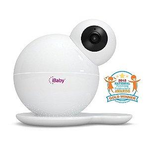 iBaby Monitor M6, HD Wi-Fi Wireless Digital Baby Video Camera com rotação 360, Visão noturna, Sons e Musica