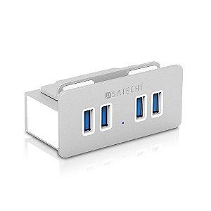 Hub Satechi Alumínio Premium 4-Portas USB 3.0