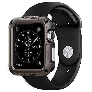 Case Apple Watch , Spigen® [HEAVY DUTY] Tough Armor para Apple Watch 42mm