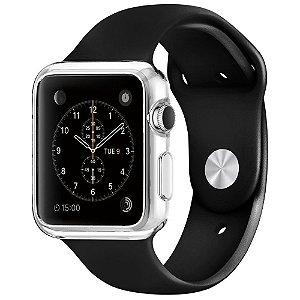 Case Apple Watch , Spigen® [Ultra-Fina] A Slim **Lançamento** [Crystal Clear] Premium