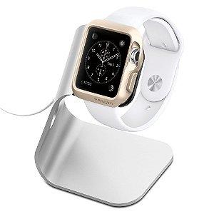 Dock Apple Watch Spigen® [Charging Dock] **Lançamento** Aluminum