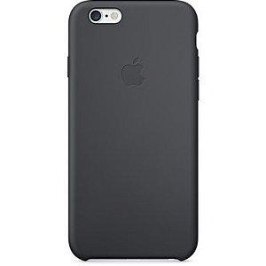 Capa Apple original de silicone para iPhone 6