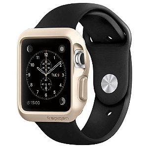 Case Apple Watch Spigen® [AIR CUSHION] [Slim Armor] Air Cushioned Corners / dupla proteção