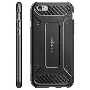 Case Spigen [Carbon Fiber] Neo Hybrid Carbon Case para Apple iPhone 6/s