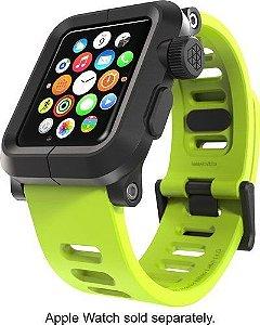 Case e pulseira LUNATIC EPIK policarbonato Apple Watch 42mm