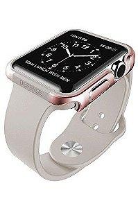Case Apple Watch 42mm X-Doria Defense Edge Premium Aluminum & TPU Bumper Frame  LANÇAMENTO