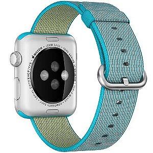 Apple Pulseira de trama de nylon para Apple Watch