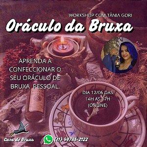 12/06/2021 - Oráculo da Bruxa (ONLINE)