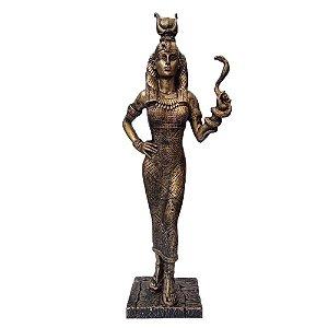 Estátua Deusa Hathor