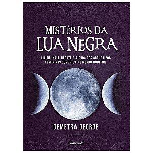 Livro - Mistérios da lua negra