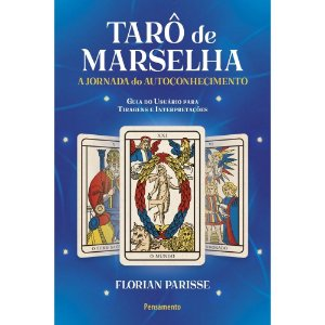 Livro - Tarô de Marselha