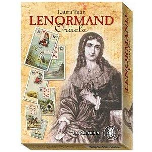 Baralho cigano as cartas de Madame Lenormand - Lo Scarabeo