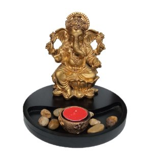 Jardim Zen Ganesha